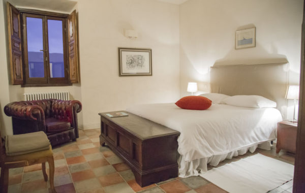 The room on the piazzetta